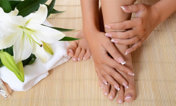 pedicure salon in Mt Prospect