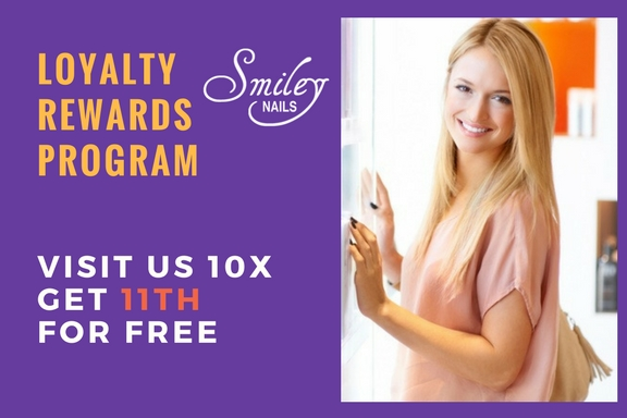 Smiley Nails - Promotion